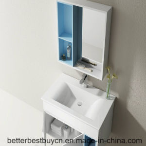 Top Selling Sanitary Furniture Bethroom Cabinet with Mirror pictures & photos