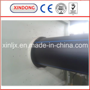 Steel Composite HDPE Pipe Production Line pictures & photos