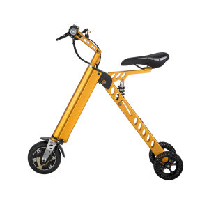 Ultralight Aluminium Alloy 8 Inch Folding Electric Scooter pictures & photos