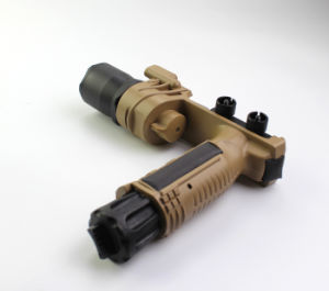 Erains Tac Optics Tactical 550 Lumens Screw Detach Dura Aluminum Handgrip Flashlight pictures & photos