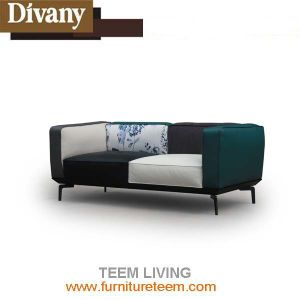 D-73 Divany Living Room Furniture Set Modern Leather Sofa pictures & photos