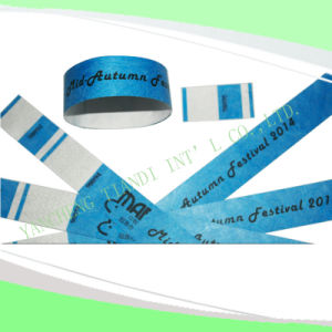 Entertainment Water-Proof Tyvek Wristbands (E3000-3-3) pictures & photos
