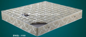 Brocade Fabric Natural Coconut Coir Mattress Zr-B5078 pictures & photos