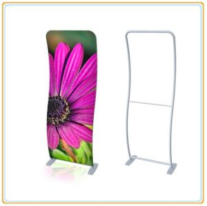 Exhibition Stand Fabric Banner for Outdoor and Indoor Promotion pictures & photos