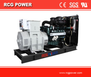 450kVA/360kw Open Type Diesel Generator Powered by Doosan Engine (R-DS450)