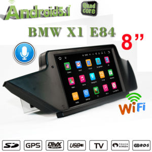"""8""""Carplay Anti-Glare Andriod7.1 Car Trackering System DVD Player for BMW X1 E84 Auto GPS Navigatior with Wif Connection Hualingan pictures & photos"""