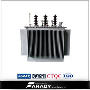 11kv 33kv Power Oil Type Immersed Transformer pictures & photos