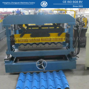 Color Steel Roof Tile Making Machine pictures & photos