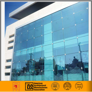 Point Supporting Glass Curtain Wall Supplier From China pictures & photos