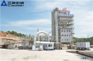 Fixed Asphalt Batching Plant (120t/h) pictures & photos