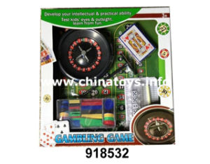 Promotional Gambling Set Toy (918532) pictures & photos