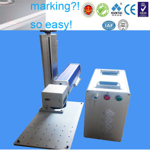 Flange Laser Marker Machine, Flange Marker Laser Machine pictures & photos