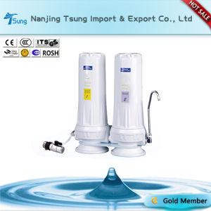 Counter Top Two Stage Water Purifier of Ty-CT-W8 pictures & photos