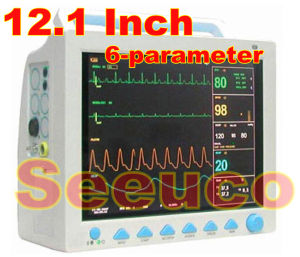 12.1 Inch CE & ISO Approved Multi-Parameter Patient Monitor pictures & photos