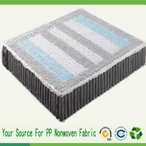 China 100% Polypropylene Nonwoven Upholstery Fabric pictures & photos