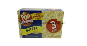 The Newest Multifunctional Popcorn Automatic Cartoning Machine pictures & photos