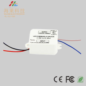 12-36V Constant Current 350mA*1channel LED Mini PWM DC Dimmable Driver pictures & photos