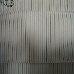 100% Cotton Poplin Woven Yarn Dyed Fabric for Shirts/Dress Rls50-7po pictures & photos
