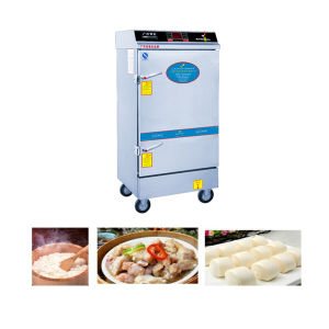 Commerical High Quality Electric Rice Steamer Cooker with Timer pictures & photos