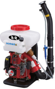 Knapsack Gasoline Power Mist-Duster Sprayer (TM-18G) pictures & photos