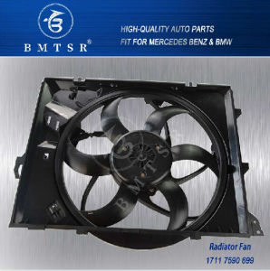 Radiator Assembly Cooling Fan Fits BMW Models E90 17117590699 pictures & photos