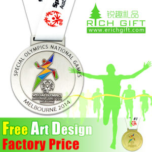 2016 Supply Factory Running Game Medal with Customized Logo pictures & photos