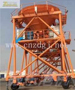 Dust Proof Fixed Hopper with Conveyor Belt Feed pictures & photos