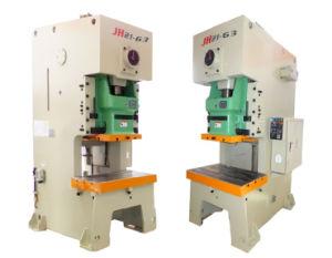 Jh21-100ton C-Frame Pneumatic Steel Sheet Punching Machine Power Press pictures & photos