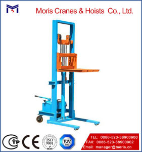 Manual Hydraulic Hand Stacker pictures & photos