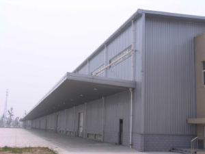 Prefabricated Light Guage Steel Structure Workshop Project pictures & photos