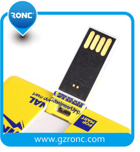 Hot Selling Wholesale Card 8GB USB Flash Drive pictures & photos