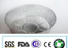 Food Grade FDA Certified Bake Cake Use Aluminum Container pictures & photos
