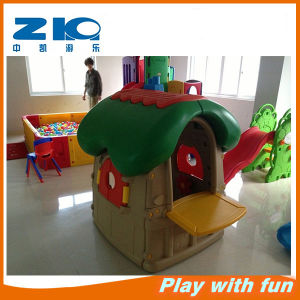 Indoor Playground Children Plastic House on Sale pictures & photos