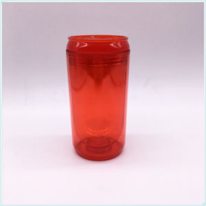 New Plastic Mason Jar with Cover (SH-PM30) pictures & photos