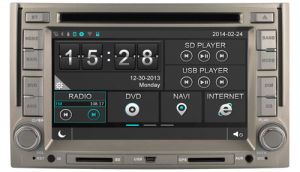 Witson Car DVD Player with GPS for Hyundai H1 (STAREX) (W2-D8253YS) CD Copy with Capacitive Screen Bluntooth 3G WiFi OBD DSP pictures & photos