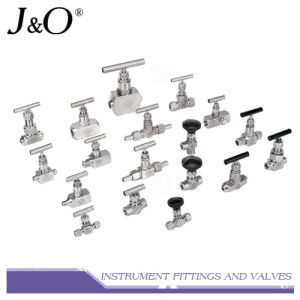 Instrument Valve Stainless Steel Needle Valve pictures & photos