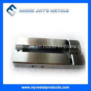 Titanium Alloy Machined Parts Made in China pictures & photos