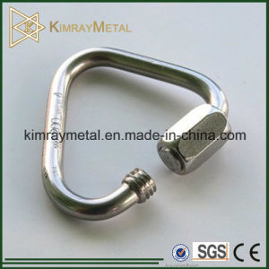 High Polished Stainless Steel Triangle Quick Link pictures & photos