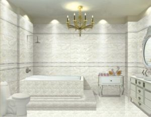 First Choice Home Dopot Bathroom Tile Flooring in China pictures & photos