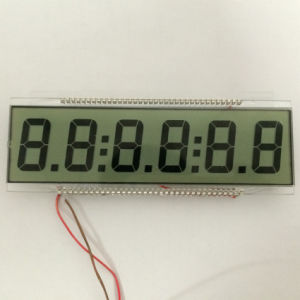 Customerized Tn Type LCD Panel with Pin Connector pictures & photos