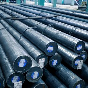 Hot Rolled Carbon and Alloy Steel Round Bars pictures & photos