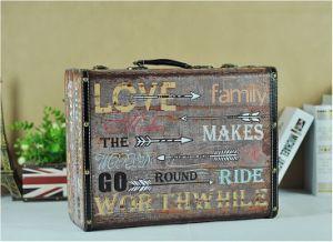 Wooden Box Set Handmade Nature Organizer Wholesale pictures & photos