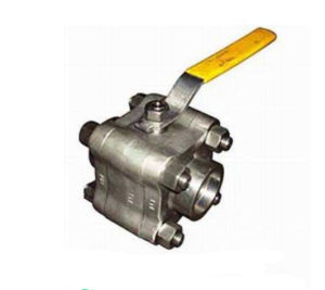 Forged Hard Sealing Ball Valve Q61y pictures & photos
