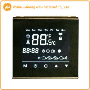 Digital Touch Screen Thermostat in 2016 Year with New Design pictures & photos