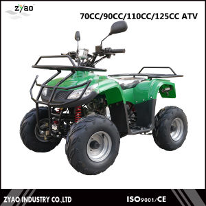 110cc Four Wheeler Mini Jeep Bike 4 Wheel Quad Bike From China ATV Factory 125cc Quad pictures & photos