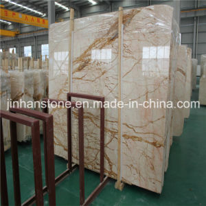 Beige Marble Slab&Tile for Floor and Wall