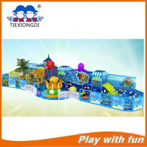 Nursery School Kids Multigame Indoor Playground Equipment with Ball Pool pictures & photos