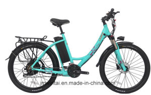 500W 48V Electric Bicycle E-Bike with Lithium Battery pictures & photos