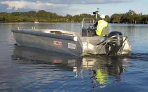 Strong and Durable Aluminium Working Pontoons Ws4-30 pictures & photos