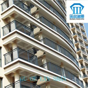High Quality Wrought Zinc Steel Balcony Guardrail 026 pictures & photos